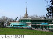 Купить «Современное здание банка в Сочи», фото № 459311, снято 28 марта 2008 г. (c) Шарабарин Антон / Фотобанк Лори