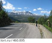 Дорога в Норвегию (2008 год). Стоковое фото, фотограф Anna Marklund / Фотобанк Лори