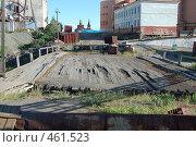 Купить «Деревянный настил», фото № 461523, снято 22 июля 2008 г. (c) Уткин Валерий / Фотобанк Лори