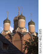 Купить «Церковь в Зарядье», эксклюзивное фото № 462895, снято 3 июля 2020 г. (c) Михаил Карташов / Фотобанк Лори