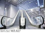 Купить «Эскалатор», фото № 465827, снято 25 марта 2019 г. (c) Losevsky Pavel / Фотобанк Лори