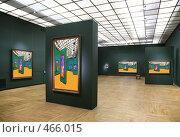Купить «В художественной галерее», фото № 466015, снято 18 января 2020 г. (c) Losevsky Pavel / Фотобанк Лори