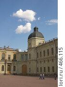 Купить «Гатчина.Дворец», фото № 466115, снято 2 мая 2008 г. (c) Юрий Каркавцев / Фотобанк Лори