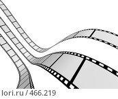 Film Strip. Стоковая иллюстрация, иллюстратор Панюков Юрий / Фотобанк Лори