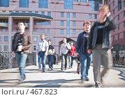 Купить «Группа фотографов», фото № 467823, снято 26 мая 2019 г. (c) Losevsky Pavel / Фотобанк Лори
