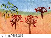 Купить «Осенний лес», иллюстрация № 469263 (c) Козырин Илья / Фотобанк Лори