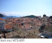Купить «Панорама Дубровника», фото № 473691, снято 16 сентября 2008 г. (c) Александр Пашкин / Фотобанк Лори