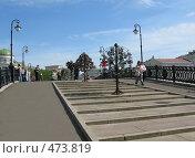 Купить «Лужков мост. Москва», фото № 473819, снято 9 июня 2008 г. (c) Юлия Подгорная / Фотобанк Лори