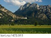 Купить «Альпы, Бавария, Германия», эксклюзивное фото № 473911, снято 25 июля 2008 г. (c) Николай Винокуров / Фотобанк Лори