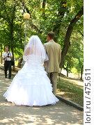 Купить «Свадебный фотограф», фото № 475611, снято 16 августа 2008 г. (c) Vdovina Elena / Фотобанк Лори
