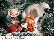 Купить «Новогодние игрушки», фото № 476823, снято 24 сентября 2008 г. (c) Блинова Ольга / Фотобанк Лори