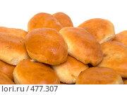 Купить «Свежевыпеченные пирожки», фото № 477307, снято 1 сентября 2008 г. (c) Наталья Герасимова / Фотобанк Лори