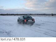 Купить «Снежный дрифт», фото № 478031, снято 29 января 2008 г. (c) Никончук Алексей / Фотобанк Лори