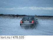Купить «Снежный дрифт», фото № 478035, снято 29 января 2008 г. (c) Никончук Алексей / Фотобанк Лори