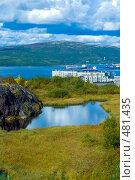 Купить «Пейзаж», фото № 481435, снято 6 сентября 2008 г. (c) Василий Нижников / Фотобанк Лори