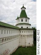 Купить «Новоиерусалимский монастырь», эксклюзивное фото № 482403, снято 21 июня 2008 г. (c) Игорь Веснинов / Фотобанк Лори