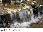 Купить «Ручей», фото № 482523, снято 28 сентября 2008 г. (c) Устинов Дмитрий Николаевич / Фотобанк Лори