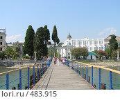 Купить «Сухум», фото № 483915, снято 24 июля 2007 г. (c) Назаренко Ольга / Фотобанк Лори