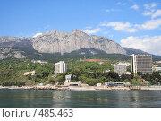 Купить «Крым, Ялта, виды 2008», эксклюзивное фото № 485463, снято 1 мая 2008 г. (c) Дмитрий Неумоин / Фотобанк Лори