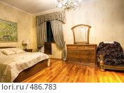 Купить «Интерьер спальни», фото № 486783, снято 22 ноября 2007 г. (c) Михаил Лукьянов / Фотобанк Лори