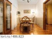 Купить «Интерьер квартиры», фото № 486823, снято 22 ноября 2007 г. (c) Михаил Лукьянов / Фотобанк Лори