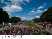 Парк Жизни в Осло, Летом. Осло. (2008 год). Редакционное фото, фотограф Ярослав Никитин / Фотобанк Лори