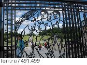 Купить «Ворота в Парке Жизни. Осло.», фото № 491499, снято 7 июля 2008 г. (c) Ярослав Никитин / Фотобанк Лори