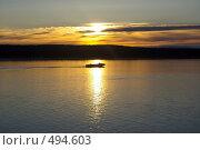 Купить «Восход», фото № 494603, снято 3 июля 2008 г. (c) Сергей Нестеров / Фотобанк Лори