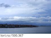 Облака. Стоковое фото, фотограф Малышев Виктор / Фотобанк Лори