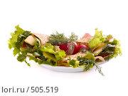 Купить «Пита с зеленью и сыром», фото № 505519, снято 13 января 2008 г. (c) Литова Наталья / Фотобанк Лори