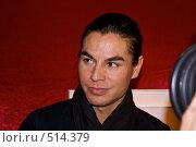 Купить «Хулио Иглесиас (младший), певец, модель, телеведущий», фото № 514379, снято 11 октября 2008 г. (c) Андрей Старостин / Фотобанк Лори