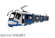 Купить «Трамвай», иллюстрация № 516851 (c) ИЛ / Фотобанк Лори