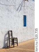 Купить «Церковь в Като-Гувес, о.Крит,2008г.», эксклюзивное фото № 520735, снято 3 августа 2008 г. (c) Яна Королёва / Фотобанк Лори
