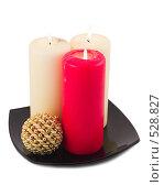 Купить «Праздничные свечи», фото № 528827, снято 17 декабря 2017 г. (c) Коннов Леонид Петрович / Фотобанк Лори