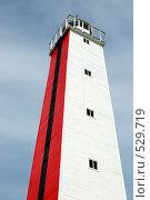 Купить «Деревянный маяк. Кронштадт.», фото № 529719, снято 10 июня 2007 г. (c) Егор Архипов / Фотобанк Лори