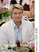 Купить «Николай Басков», фото № 531039, снято 27 мая 2007 г. (c) Михаил Ворожцов / Фотобанк Лори