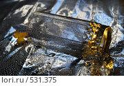 Купить «Хрустальная фантазия», фото № 531375, снято 14 января 2008 г. (c) Барабанов Максим Олегович / Фотобанк Лори