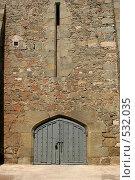 Купить «Дверь», фото № 532035, снято 26 августа 2005 г. (c) Сергей Богомяко / Фотобанк Лори