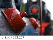 Паровоз. Стоковое фото, фотограф Сергей Ляшко / Фотобанк Лори
