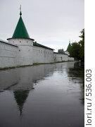 Купить «Свято-Троицкий Ипатьевский православный мужской монастырь, Кострома», фото № 536003, снято 28 июля 2008 г. (c) Инга Лексина / Фотобанк Лори