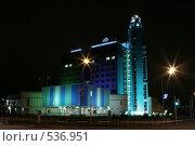 Офис ОАО «Газпром» в Сургуте (2008 год). Редакционное фото, фотограф Сергей Бахадиров / Фотобанк Лори