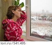 Купить «Мигрень на погоду», фото № 541495, снято 4 ноября 2008 г. (c) Ирина Солошенко / Фотобанк Лори