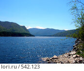 Купить «Река Енисей», фото № 542123, снято 20 мая 2006 г. (c) Игорь Боголюбов / Фотобанк Лори