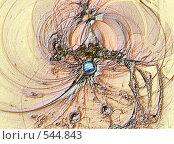 Купить «Планета», иллюстрация № 544843 (c) Parmenov Pavel / Фотобанк Лори