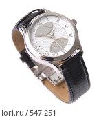 Купить «Наручные мужские часы», фото № 547251, снято 26 июня 2007 г. (c) Nelli / Фотобанк Лори