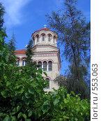 Храм (2008 год). Стоковое фото, фотограф Наталья Ничепорук / Фотобанк Лори