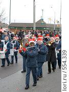 Купить «Участники ежегодного SantaFest парада, ноябрь 9 , 2008 Vaughan, Онтарио, Канада», фото № 554339, снято 9 ноября 2008 г. (c) Игорь Киселёв / Фотобанк Лори