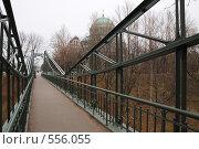 Купить «Кронштадт. Санкт-Петербург. Макаровский мост», фото № 556055, снято 8 ноября 2008 г. (c) Катыкин Сергей / Фотобанк Лори