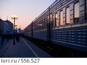 Купить «Забайкальск. 24 км до российско-китайской границы», фото № 556527, снято 28 октября 2008 г. (c) Julia Nelson / Фотобанк Лори