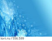Купить «Новогодняя открытка», иллюстрация № 556599 (c) ElenArt / Фотобанк Лори